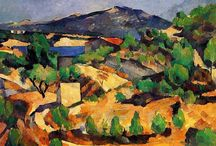 Painting: Cézanne, Paul / by Sam S