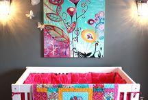 Nursery Dreams / by Amy Roman