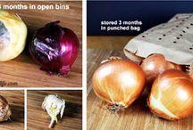 Ways to make food last longer