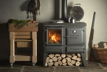 Woodstoves and Fireplaces