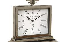 Time - Clocks / by Karen Dionis