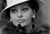 old fashion / hollywood glamour, 50's, 60's