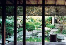 maisons jardins japonais