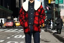 Modern Lumberjack / by Fancy McGee