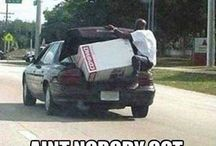 you know your ghetto when... / by Elton Potts