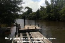 Save Money! Waterfront Lot Sold for Less than $500 in Pass Christian, MS / This waterfront property off Milinii's Bayou on Stennis Street in Pass Christian, MS. sold at the Harrison County Tax Assessor's Office for under $500. This is just one example of the many bargains to be found in the area.   This lot was not advertised on Waterfront Liquidators. Advertise your reduced priced waterfront property on Waterfront Liquidators. Contact your favorite Realtor or Bob@waterfrontliquidators.com   For Video Go To: https://youtu.be/0DcyqAMbiWw