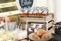 Vintage Baby Shower / by Party Styles