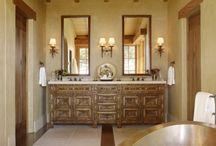 bathroom / by Michelle Stewart