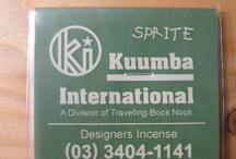 Kuumba International Incense / 大好きなKuumbaのインセンスを独断と偏見で評価していきます
