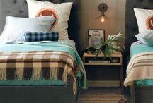 Boy Room Ideas / by Alyssa Collins