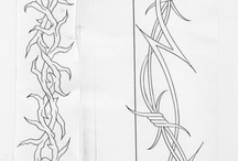 Rope tattoo