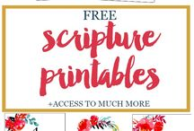 free scripture devotional cards
