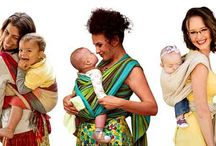Baby wearing / Woven wrap instructions