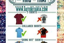 @Autoritaria1 #Tips de #vestuario  #Autoritaria  #Tiendaonline