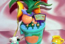 Trendmasters Dream Garden, Polly Pocket