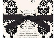 Invitations / by Kimberly Wood
