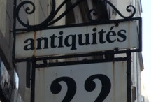 antiquities: et trouvais   / A melange of the quirky and collectable