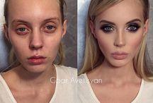 Beauty: Power of makeup