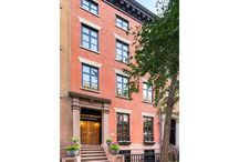 SJP New York Townhouse / Check out the closet!
