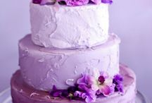 Radiant Orchid Wedding. Pantone 2014 Color of the Year