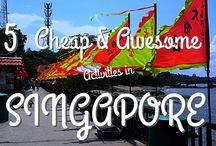 Singapore / Cool stuff to do in Singapore