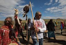 Dakota Access Pipeline / News about the Protectors and the Camp in North Dakota, near the Standing Rock Sioux Tribe