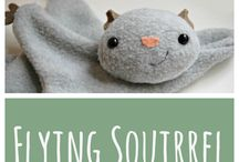 Things to sew for children