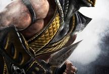 Mortal Kombat / by Ricky Ong