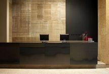 Inspiration : Concierge Desks