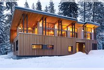 BIY Homes / Build-It-Yourself house ideas... Sustainable and off-grid ideas