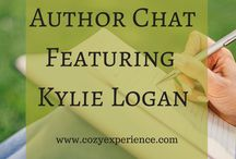 Cozy Mystery Author Spotlights / Interviews from awesome cozy mystery authors.