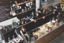 Cafés / Cafés around the world with style