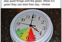 kinder tijd ideen