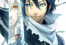 Noragami *.~ / Wszelkiego rodzaju zdjęcia z anime ''Noragami''