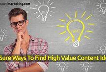 Content Creation Topics