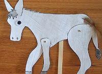 Artesanato de burro(donkey crafts)