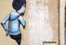 Street Art ❤ 3D Art ❤ Sculpture