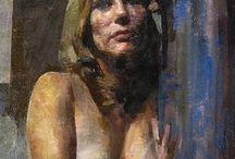 Artes / pinturas, desenhos, realismo