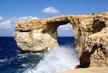 Malta / The Maltese archipelago lies at the centre of the Mediterranean and consists of three islands, Malta, Gozo and Comino. Malta is the largest island, cultural and commercial centre. With exceptional sunny weather, beautiful beaches and 7,000 years of intriguing history, Malta has alot to offer.