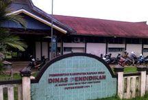 Alamat Sekolah di Kabupaten Kapuas Hulu