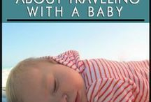 Travel with Kids / Experience with a baby around a world