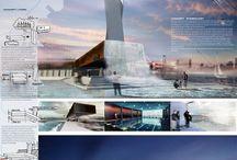 Architecture - Mise en page