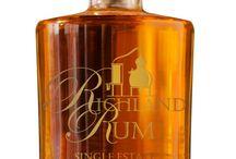 Richland Rum / Hand made Rum