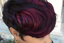 Short, Colored & Fabulous