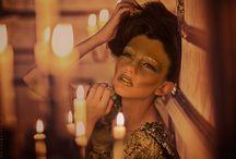 OPIUM / dress & hat: Magdalena Wilk-Dryło model: Aneta Cypryańska MUA: Magdalena Korzeniowska hair: Aldona Karczewska-Wodzińska concept&photo: Piotr Jan Gajewski