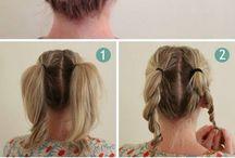 Beauty/Hair / by Erin Locklear