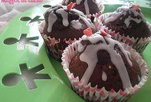 Muffin dolci e cupcake