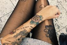Tattoos Under Sheer Clothing / I have a thing for it, okay?