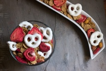 Snack TIme / Recipes for snacks, after school treats for the kids and grown ups too!