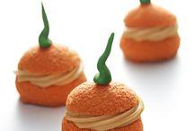 Citrouille - pumpkin / #pumpkin  #citrouille #pastries #desserts #tartes #gateaux #cakes #glace #icecream #pastrychef #chefpatissier #patisserie #pastry ...